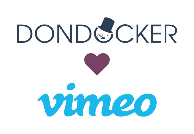 DonDocker y Vimeo